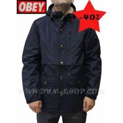 Tienda de ropa - Cazadora OBEY Fairmount Blue