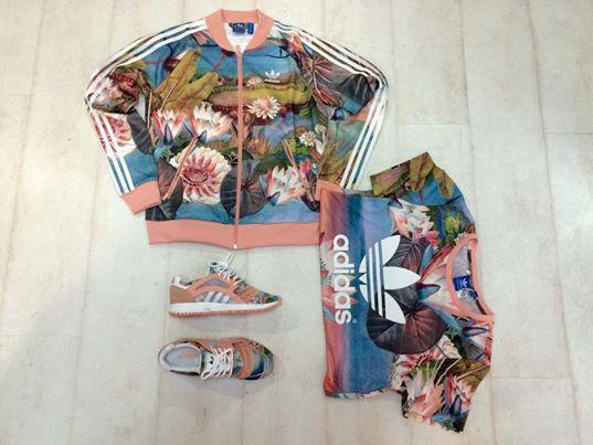 ropa adidas de chica